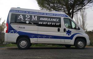 Différence entre ambulance et VSL